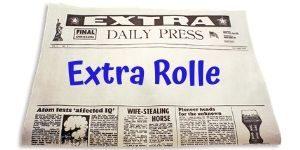 Extra Rolle / zusätzlicher Charakter für dein Freeform Krimidinner