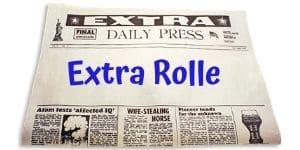 Extra Rolle / zusätzlicher Charakter für Freeform Krimidinner
