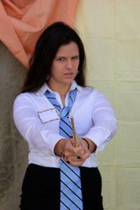 Dunkle Mächte in der Magierschule Kundenfoto